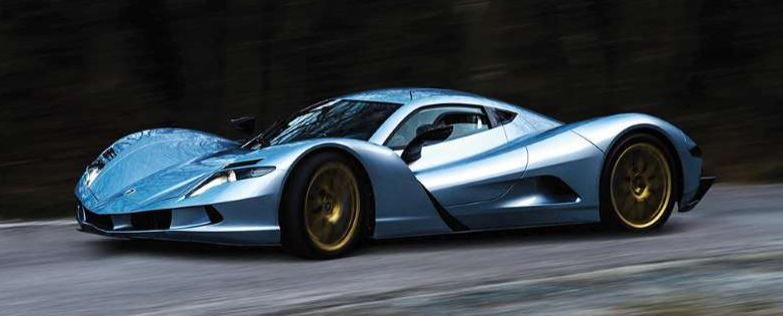 Japan's First Hypercar, the 1,985 HP, All-Electric Aspark Owl, Is Finally Here
