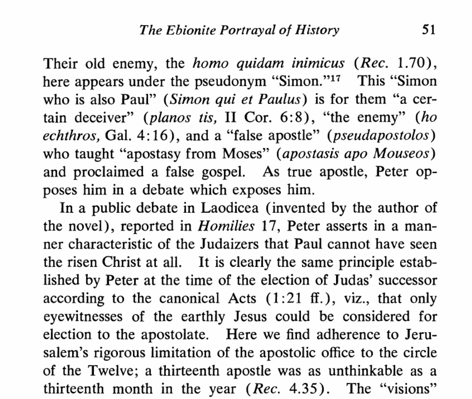 Who Wrote What, and Who was Simon The Enemy?