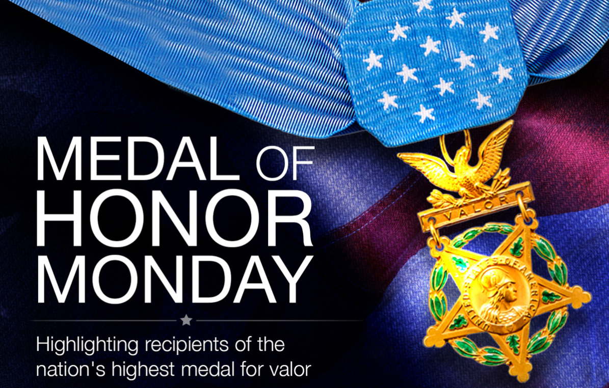 Medal of Honor Monday: Navy Cmdr. Ernest E. Evans