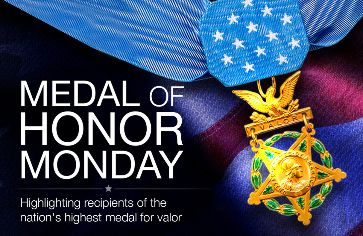 Medal of Honor Monday: Navy Corpsman William Halyburton Jr.