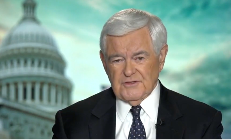 GEORGIA NATIVE NEWT GINGRICH GETS REAL ABOUT WHAT HAPPENED DURING THE 2020 ELECTION: YEAH, THERE WERE 'ISSUES,' ALRIGHT