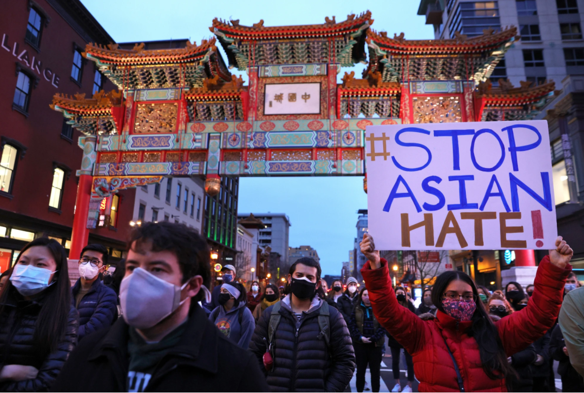 Viral images show people of color as anti-Asian perpetrators. That misses the big picture.