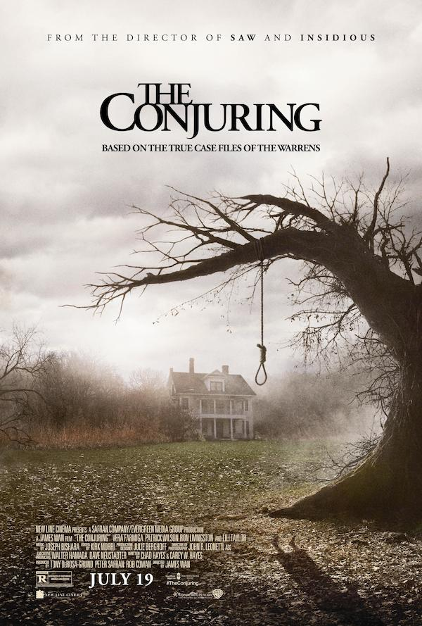 Wednesday Matinee ~ 6/9 The Conjuring (2013)
