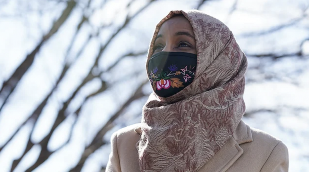 Omar leads lawmakers in calling for US envoy to combat Islamophobia