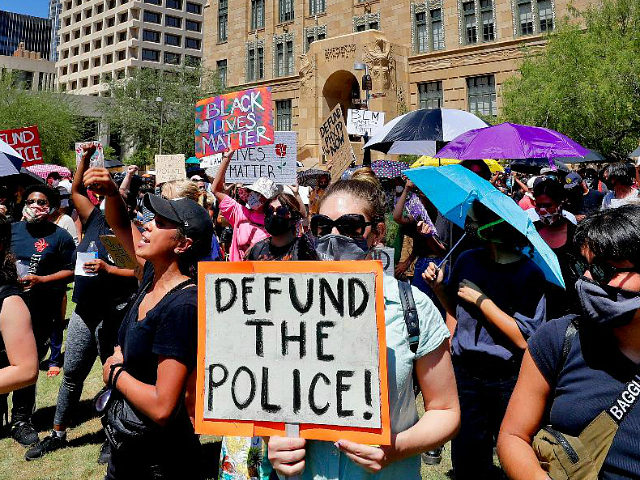 Here's a List of the Many Times Democrats — Not Republicans — Supported Defunding Police